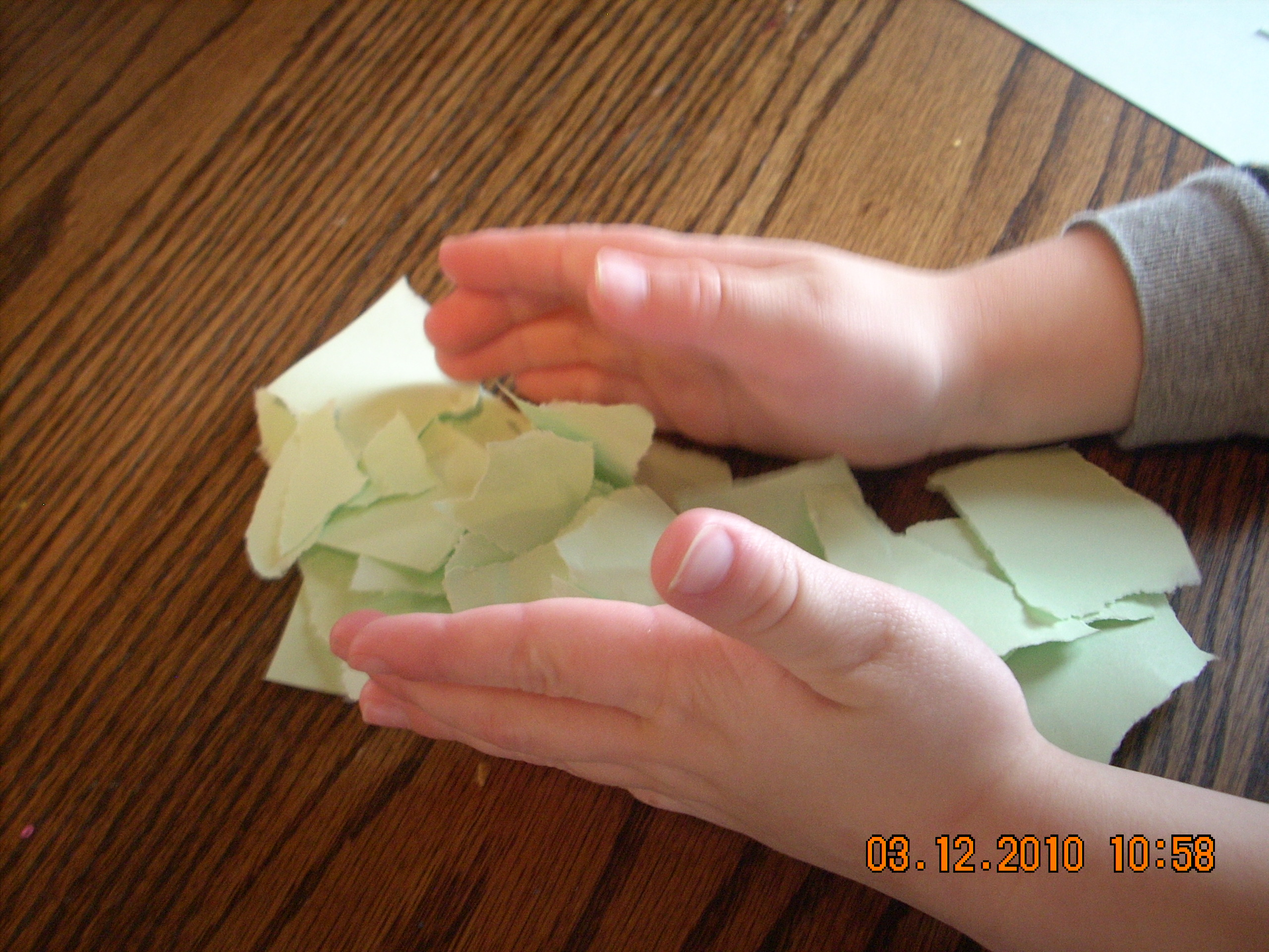 How to Make Paper Tearing Activity for Kids?