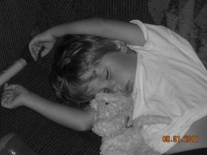 sleep face b