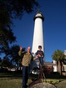 big and pa pa lighthouse