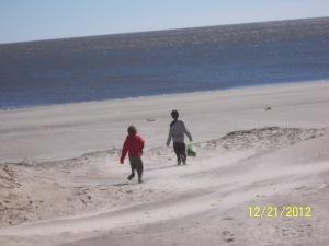 boys and sea 12.21.12