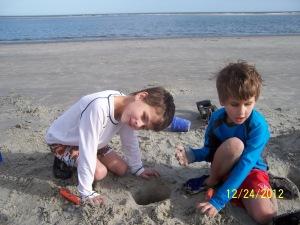 boys beach 2 12.24.12