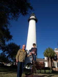 grand pat and pa pa light house