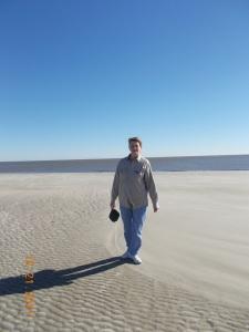 grand pat at beach again