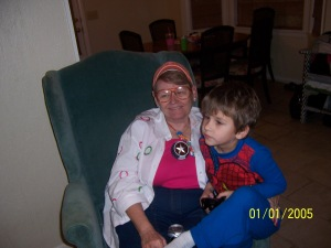 littl;e and aunt cady 2012