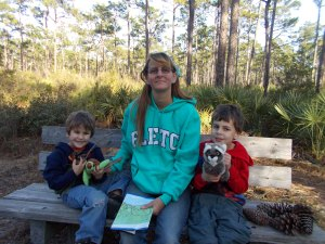 mom and boys good