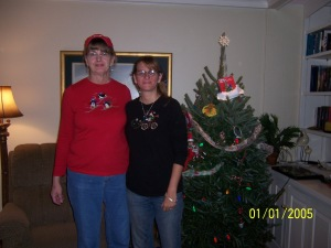 momma and grand pat 2012