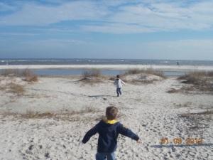 run to the beach 1.5.13