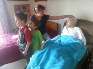 Grandma Bea at 96 5.17 (3)