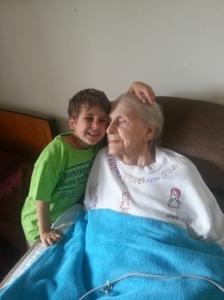 Grandma Bea at 96 5.17 (5)