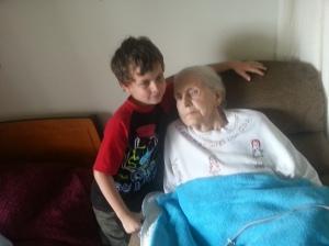 Grandma Bea at 96 5.17 (8)