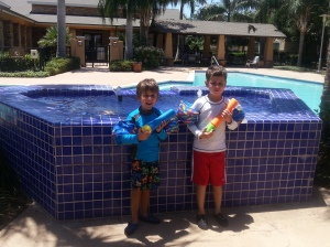 boys at pool 2