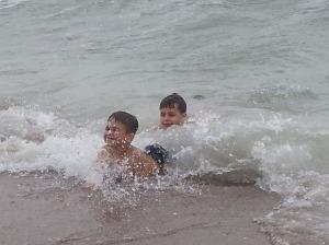 boys water