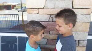 boys hair cut