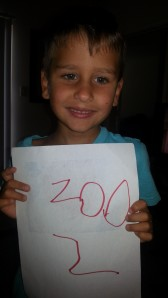 little wrote zoo 8.13