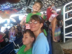 mom and boys 7.5.13