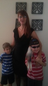 mom and boys 8.7.13