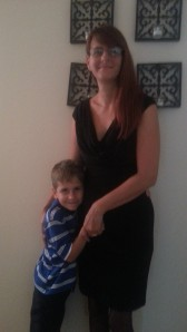 mom and little 8.7.13