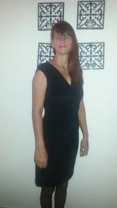 momma dresssed up 8.7.13