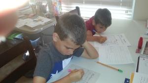 school work 8.12