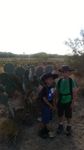 boy and catus 9.2.13