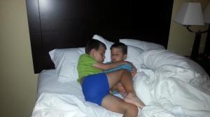 brothers sleeping 8.31