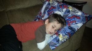 12.15.13 little sleeping