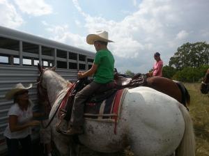 10.12 big on horse